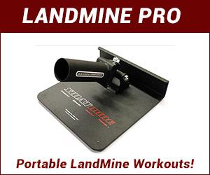 LandMine Pro - Portable landmine workout device