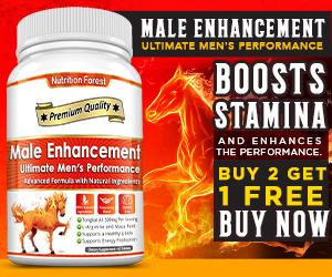 Male Enhancement - Ultimate Men's Performance