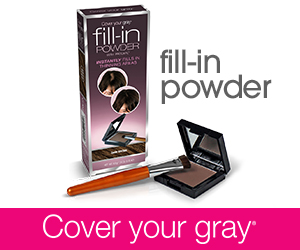 cover your grey powder