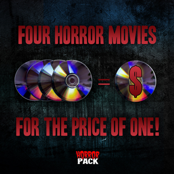 Four Horror Movies for the Price of One!