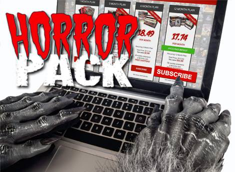 Horror Pack Coupon Code