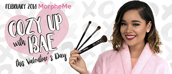 MorpheMe February 2018 Collection