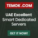 UAE Dedicated Servers