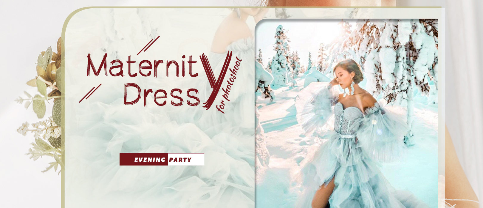 0000banner Tipsforastylishpregnancy - Maternity Dresses