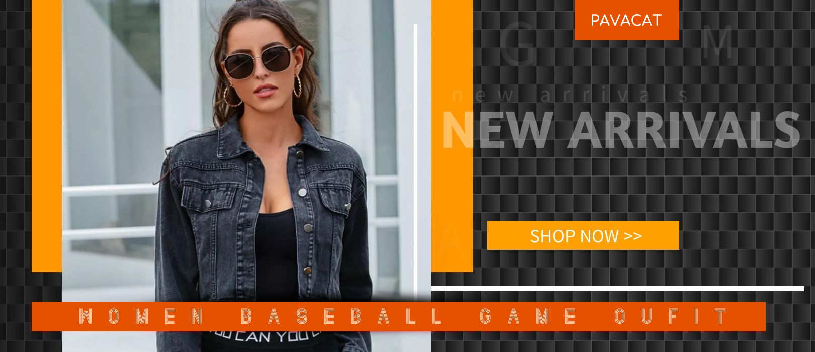 Women Baseball Game Outfit Collection