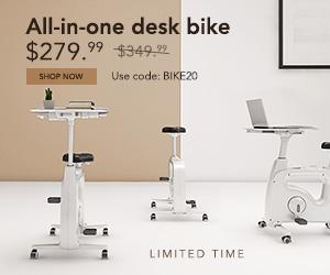 April Desk Bike V9 Sale
