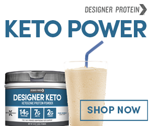 Keto Protein Powder by Designer Protein