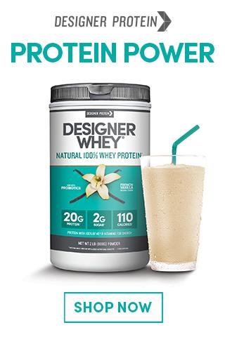 Shop Protein Powder by Designer Protein and Save
