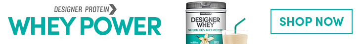 Whey Powder Protein by Designer Protein
