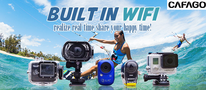 Up to 65% off Action Cameras
