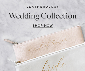Shop the Leatherology Wedding Collection