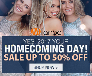 Homecoming Day 50%OFF