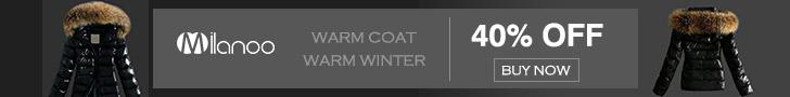 Warm Coat milanoo