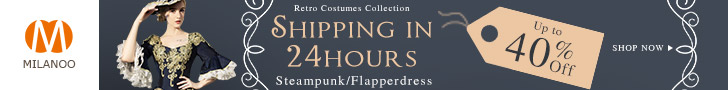 Retro costumes shipping in 24H