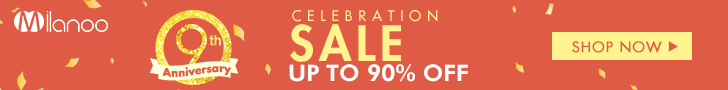 9th Anniversary Celebration UP TO 90%off