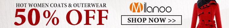 Hot Coats & Outerwear 50%OFF