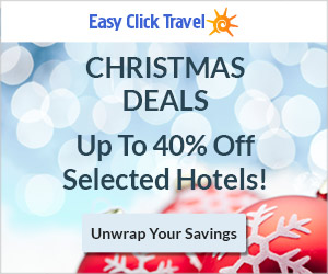 Use code XMAS30 and get $30 off $300 or more Hotels
