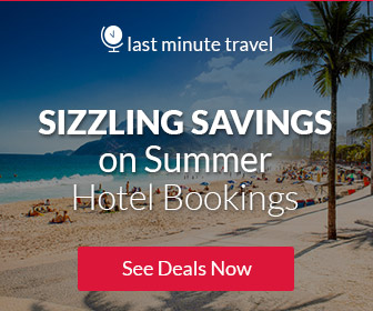 Sizzling Savings EasyClickTravel.com