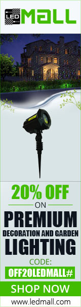 20% Off On Premium Decoration And Garden Lighting, 20%Off, discount, coupon code, offer