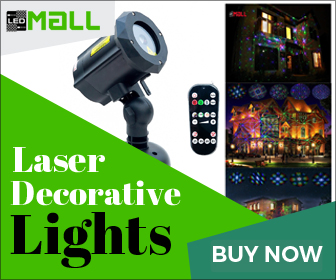 Laser Decorative Lights