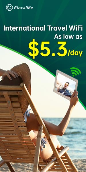 Rent GlocalMe WiFi for your next trip