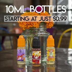 10mL Bottles for just 99c