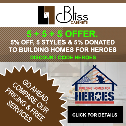 bliss cabinets discount