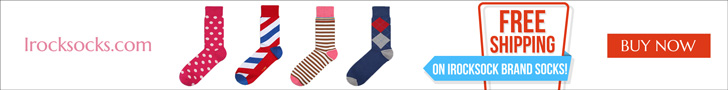 Free Shipping on Orders of socks