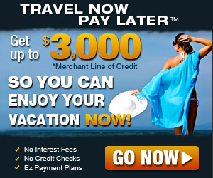 Travel Now and Pay Later