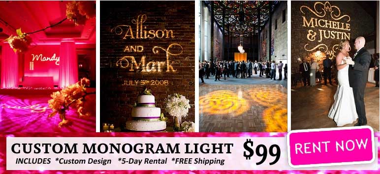 Rent Monogram Lighting