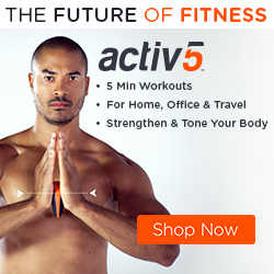 activ5 coupon