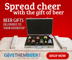 Santa's Private Reserve Beer Briefcase