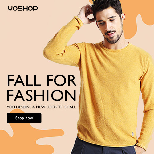 Fall For Fashion