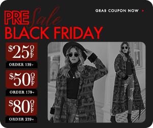 Get US$10 Off Order US$79+, US$20 Off Order US$109+, Get US$40 Off Order US$159+, Pre Black Friday