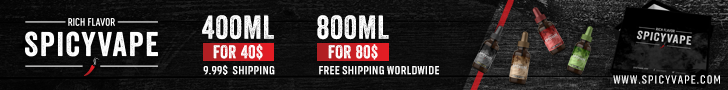 SpicyVape deals, Coupon Code and offer