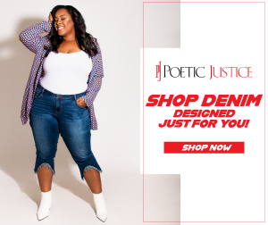 Poetic Justice Plus Size DENIM