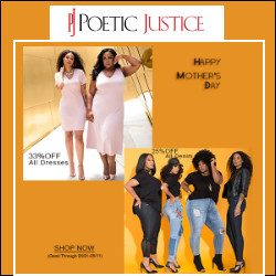Mother's Day at Poetic Justice Jeans