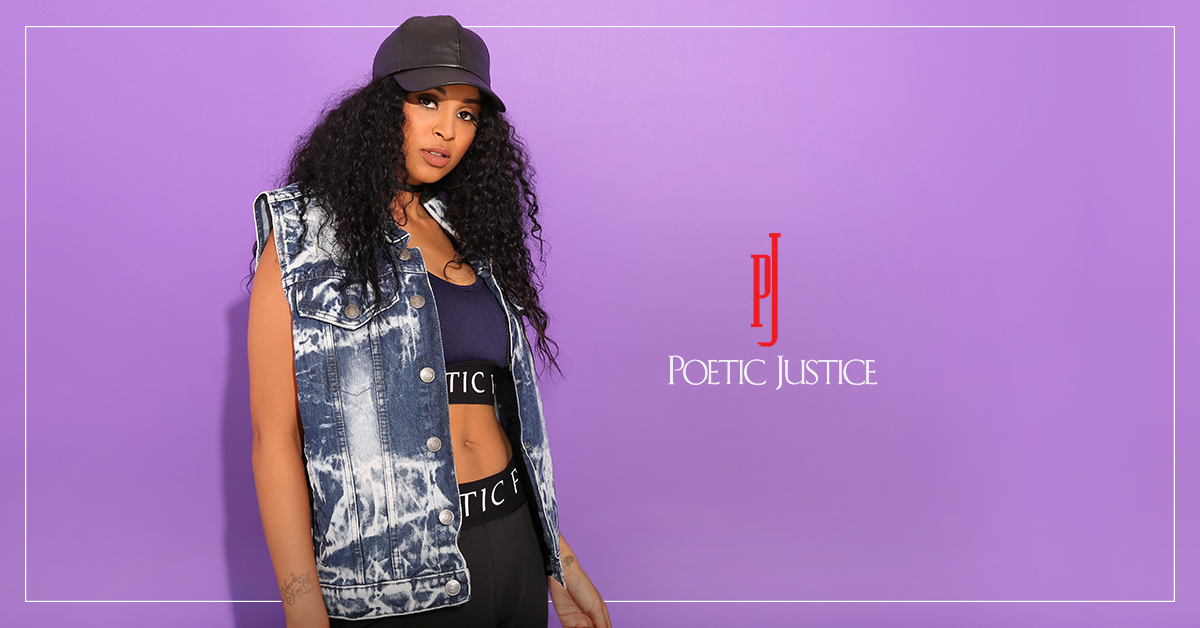 Poetic Justice Activewear for Curvy Women