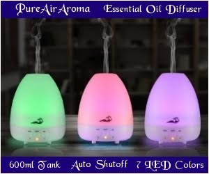 Essentail Oil Diffuser - Buy Now