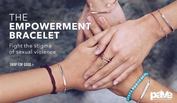 The empowerment bracelet
