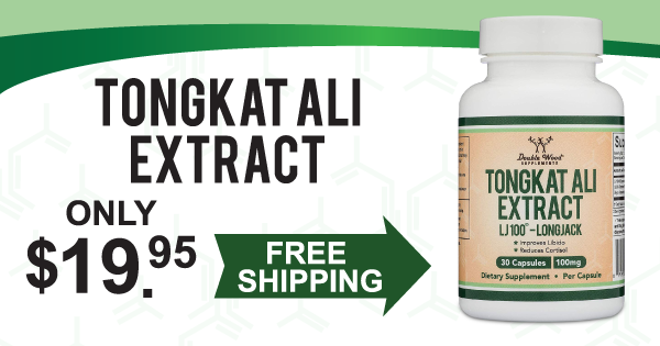 tongkat double wood supplements