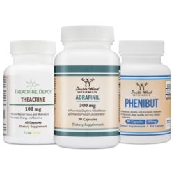 adrafinil stack double wood