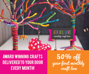 Shop Ann Williams - Creative Craft Kits