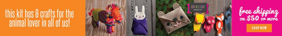 Shop Ann Williams - Creative Craft Kits