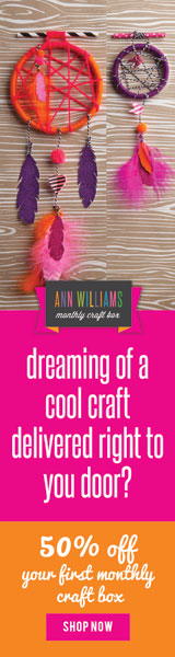 Shop Ann Williams - Monthly Craft Box