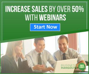Business Hangouts Webinar Platform