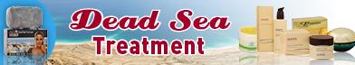 Dead Sea Skin Treatment