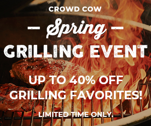 Spring Grilling Event 300x250