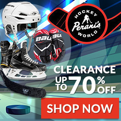 Shop the Clearance Sale at HockeyWorld.com and Save up to 70% Off!