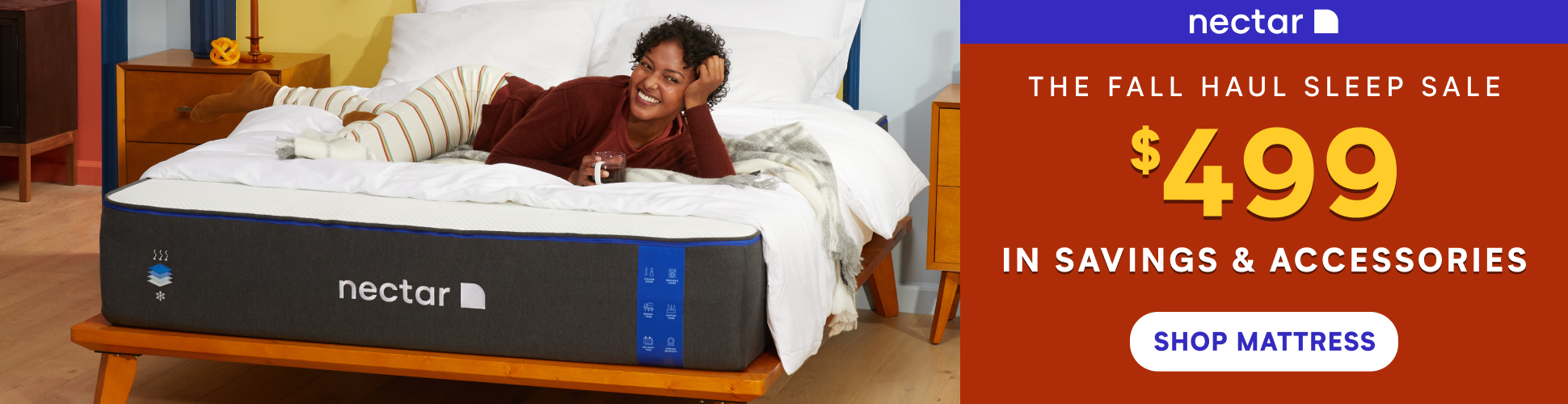 Nectar Mattress- Best Mattress For Stomach Sleepers